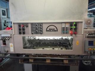 MAN Roland  R304+LV 单张纸胶印机