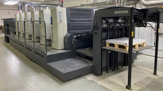 MAN Roland  R705+LV HiPrint Sheet Fed