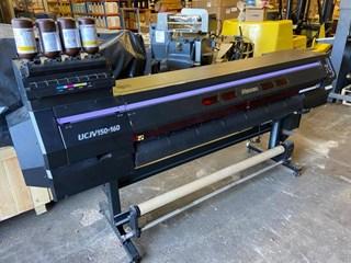 Mimaki  UCJV150 160 LED UV Printer Cutter Ink Jet Printers