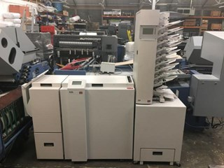 Morgana  System 2000 Booklet Maker Booklet production