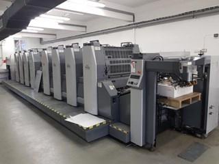 Ryobi  758P 单张纸胶印机