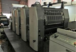 Ryobi  784E Machines offset à feuilles