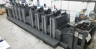 RMGT RYOBI  920 PF 8 Gebrauchte Bogenoffsetmaschinen