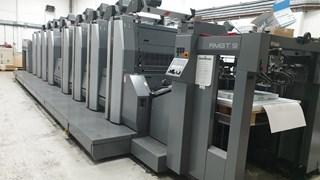RMGT Ryobi 920 PF-8 单张纸胶印机