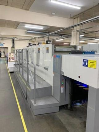 SAKURAI  Oliver 580 SD 单张纸胶印机
