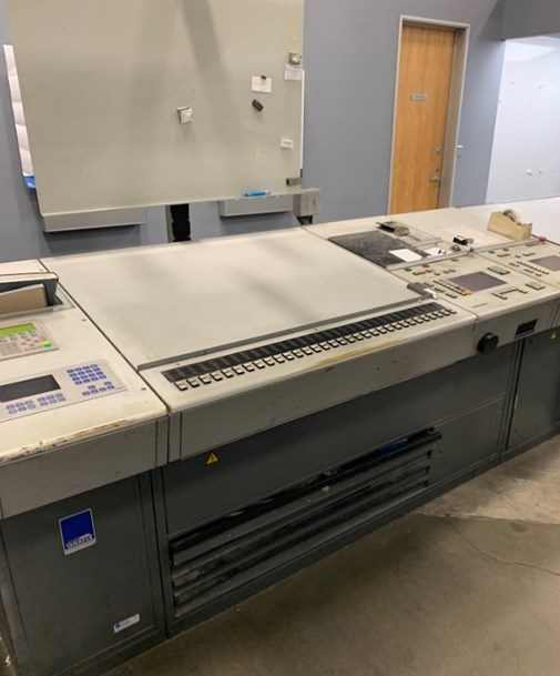 Show details for  Heidelberg  Speedmaster CD 102 8+LX