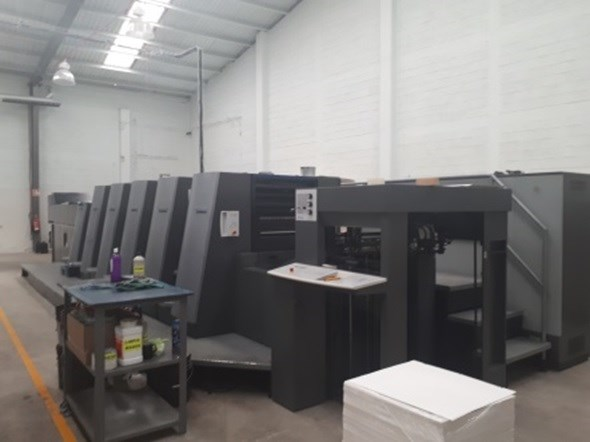 Show details for Heidelberg CD 74-5+LX