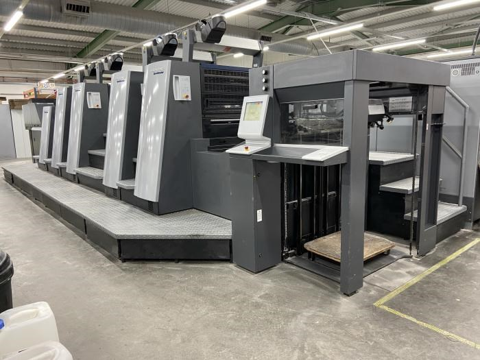 Show details for  Heidelberg  Speedmaster XL 75 4P+L