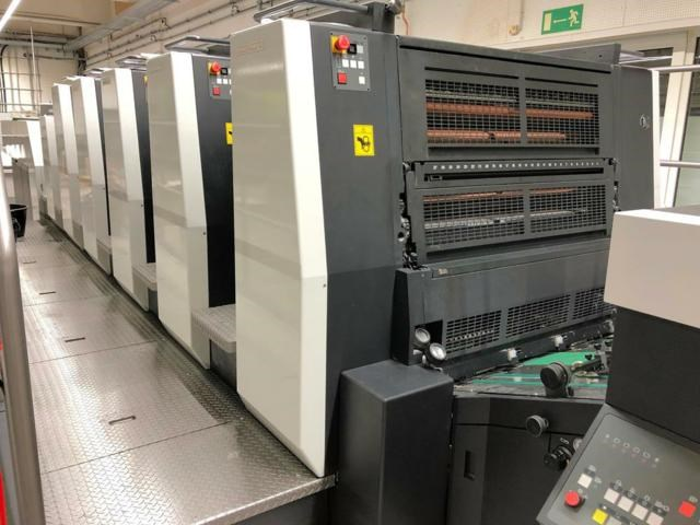 Show details for  Komori  Lithrone GL537+C