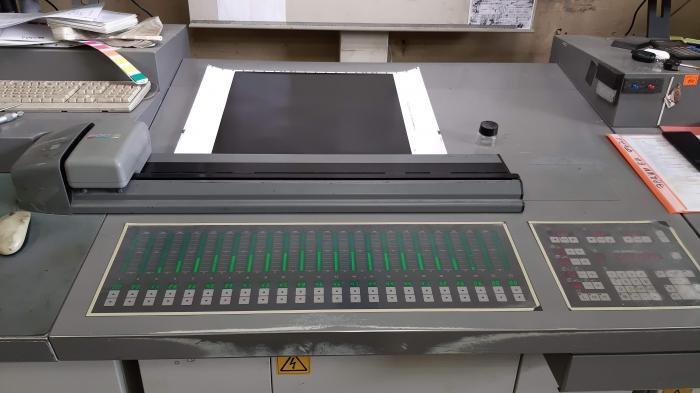 Komori  Lithrone L528+C EM