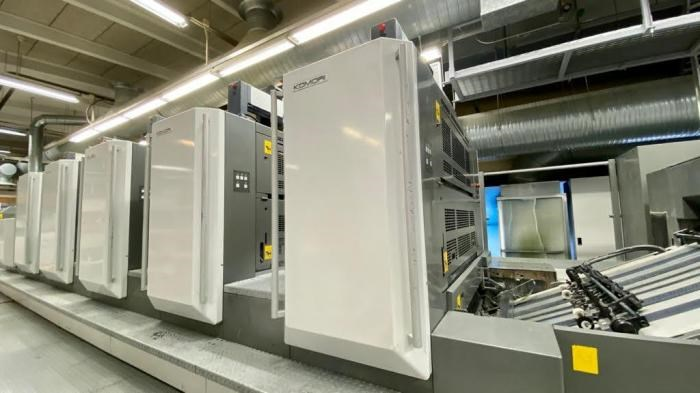 Show details for  Komori  Lithrone LS540+C (M)