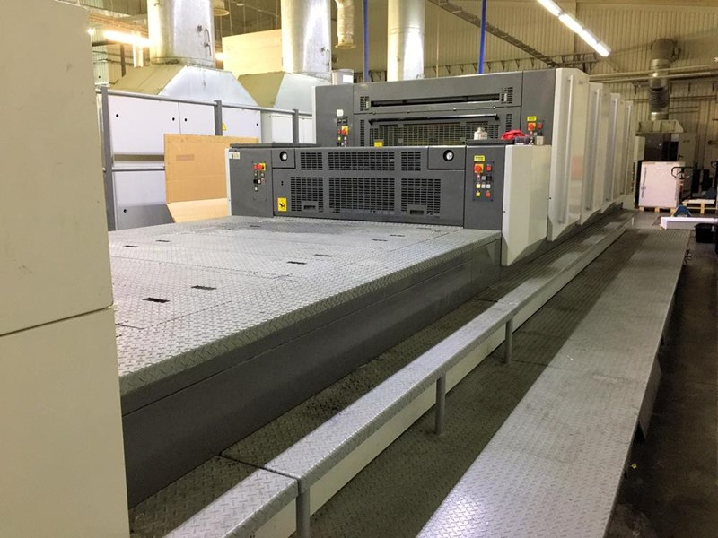 Show details for Komori Lithrone LS440+C