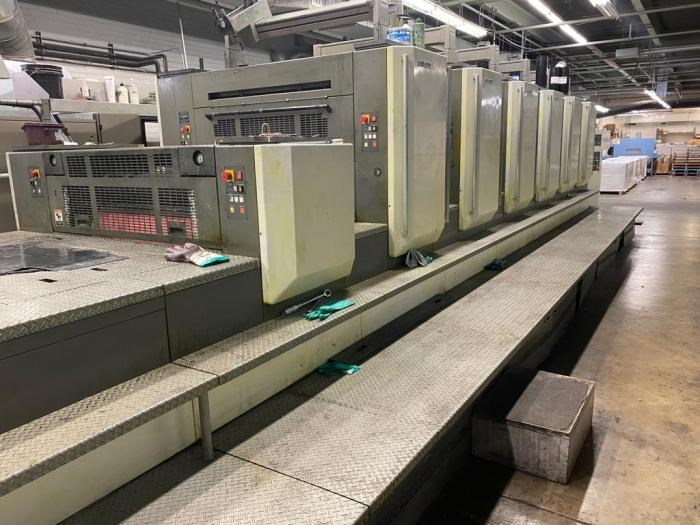Show details for  Komori  Lithrone LS640+C (H)