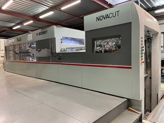Bobst NOVACUT 106 ER 3.0 Die Cutters - Automatic and Handfed