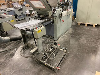 Stahl Ti 52 4/4 Folding Machines