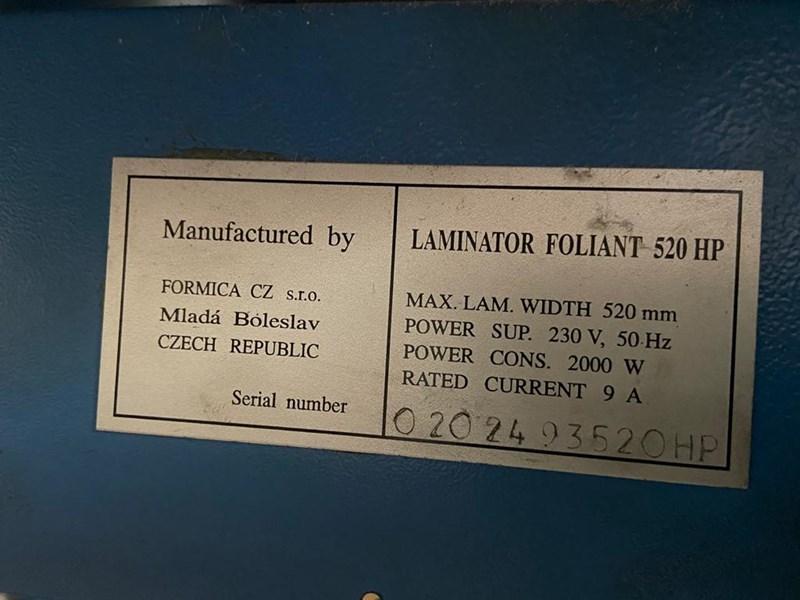 Foliant 520HP