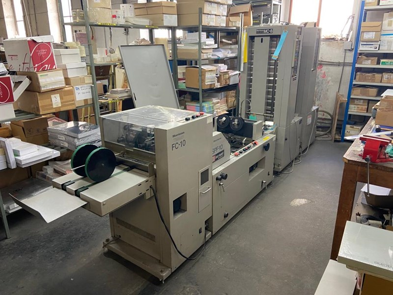 Horizon MC-8-a,-m/ SPF-10ll/ FC-10ll