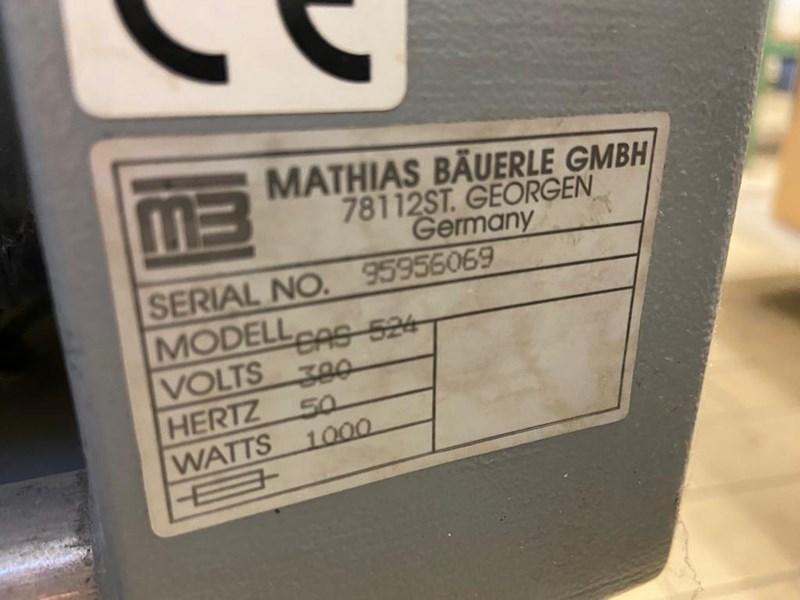 MB Bäuerle CAS 524