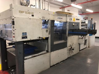 Bobst SP 102-E Die Cutters - Automatic and Handfed