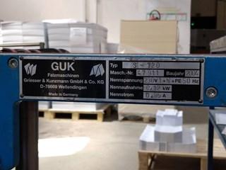 Guk K 74/6KTL F4 Plegadoras de papel