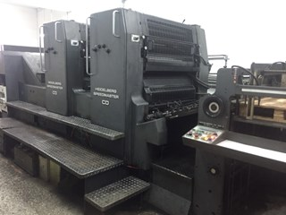 Heidelberg CD 102-Z Sheet Fed