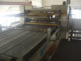 Jagenberg CONVO AS 316 sheeter Longitudinal / transverse  Sheeter