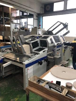 Kolbus DA 260 Case Production