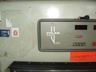 Polar 137 EMC Guillotines/Cutters