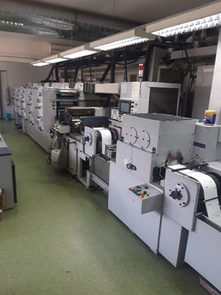 Sanjo PO3-270 5FBF Labels and Forms