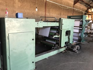 WILL MZAK exercise book making machine Exercise Book / Ruling Machinery