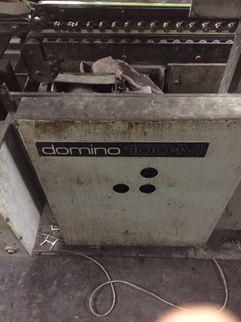 Bobst DOMINO 100-M