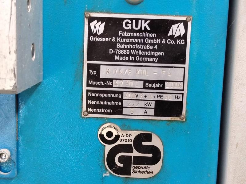 Guk K 74/6KTL F4