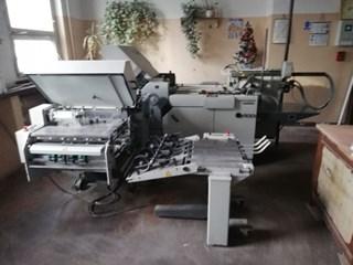 Heidelberg Stahlfolder Ti52 Proline Folding Machines