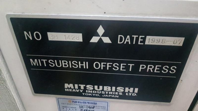 Mitsubishi 3H-4