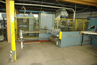 Baumann BA 7 Deloading systems Guillotines/Cutters