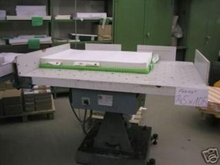 Baumann ZG 6 Jogger 切纸机