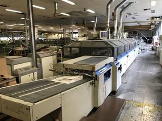 Kolbus KM 410 胶订机及配页机