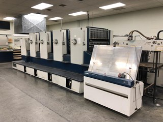 Komori Lithrone L-440