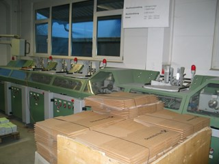 Müller Martini 6252 Onyx Mail Room Equipment