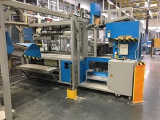 Müller Martini Vivo 447 Packing machines