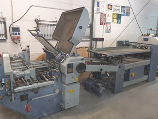 Stahl KC 66/4 KL Folding Machines