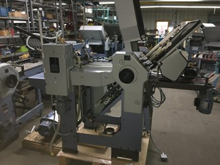Stahl T 36/4 X Folding machines