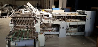 Stahl TD 52/44 Folding machines
