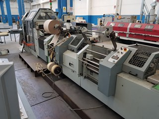 Stahl VBF BL 500 Hard Cover Book production
