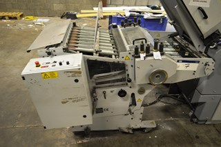 Heidelberg Finishing Stahlfolder VSA.3-66 MKE Folding machines