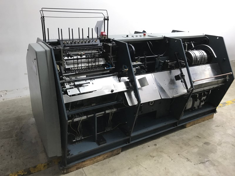 Show details for Meccanotecnica Aster 150