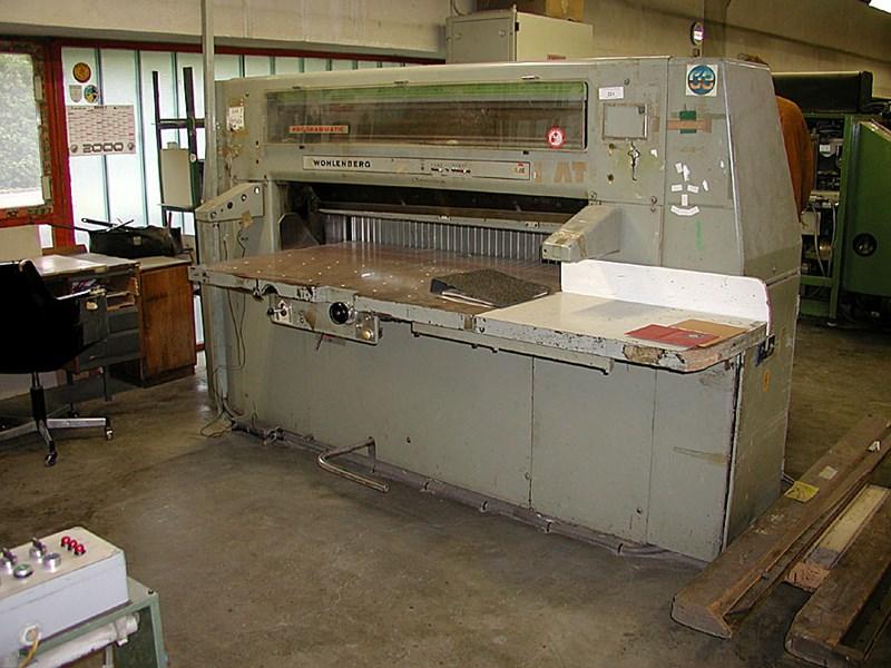 Wohlenberg 150 PR