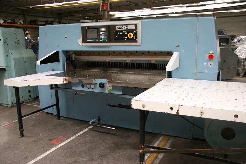 Wohlenberg 185 cut-tec SCC 2
