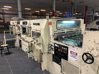 Sugano NFS 1150M Die Cutters - Automatic and Handfed