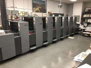 Heidelberg SM 52-6P3+LX Sheet Fed